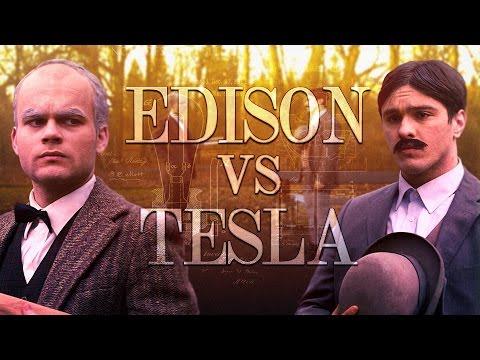 Wielkie Konflikty - odc.9 'Edison vs Tesla'