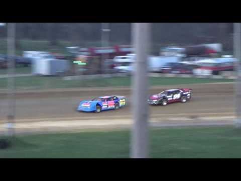 4. Pro Stock Heat Race #3 at Crystal Motor Speedway, 04-15-17