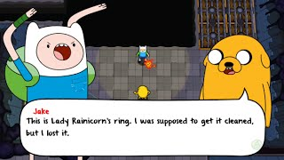 Adventure Time: The Secret of the Nameless Kingdom Walkthrough Part 6 - 3rd Temple