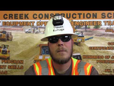 Heavy Equipment Operator Video Resume-Steven Ramage