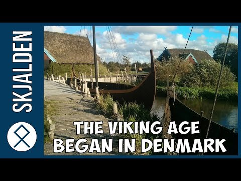 The Viking Age Began In Denmark