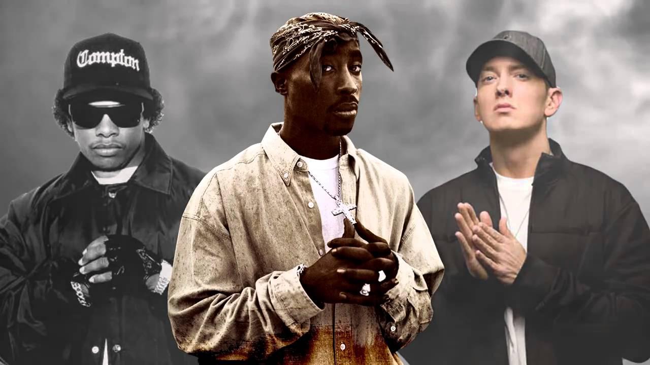 Eazy E: Eminem Ft. 2Pac & Eazy E Street Thugs (NEW 2016)