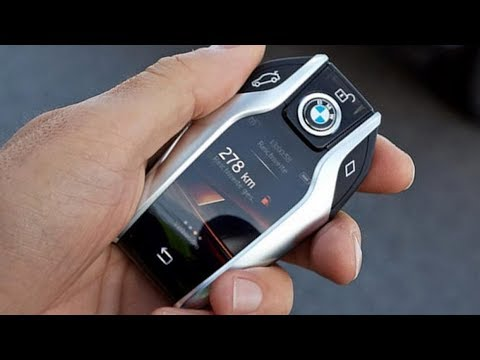 Coolest touch screen Super Car Keys in the world!