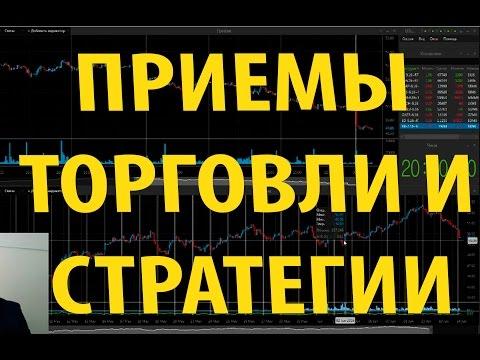Торговые стратегии и практические приемы торговли на бирже. [Вебинар 21 Июля]