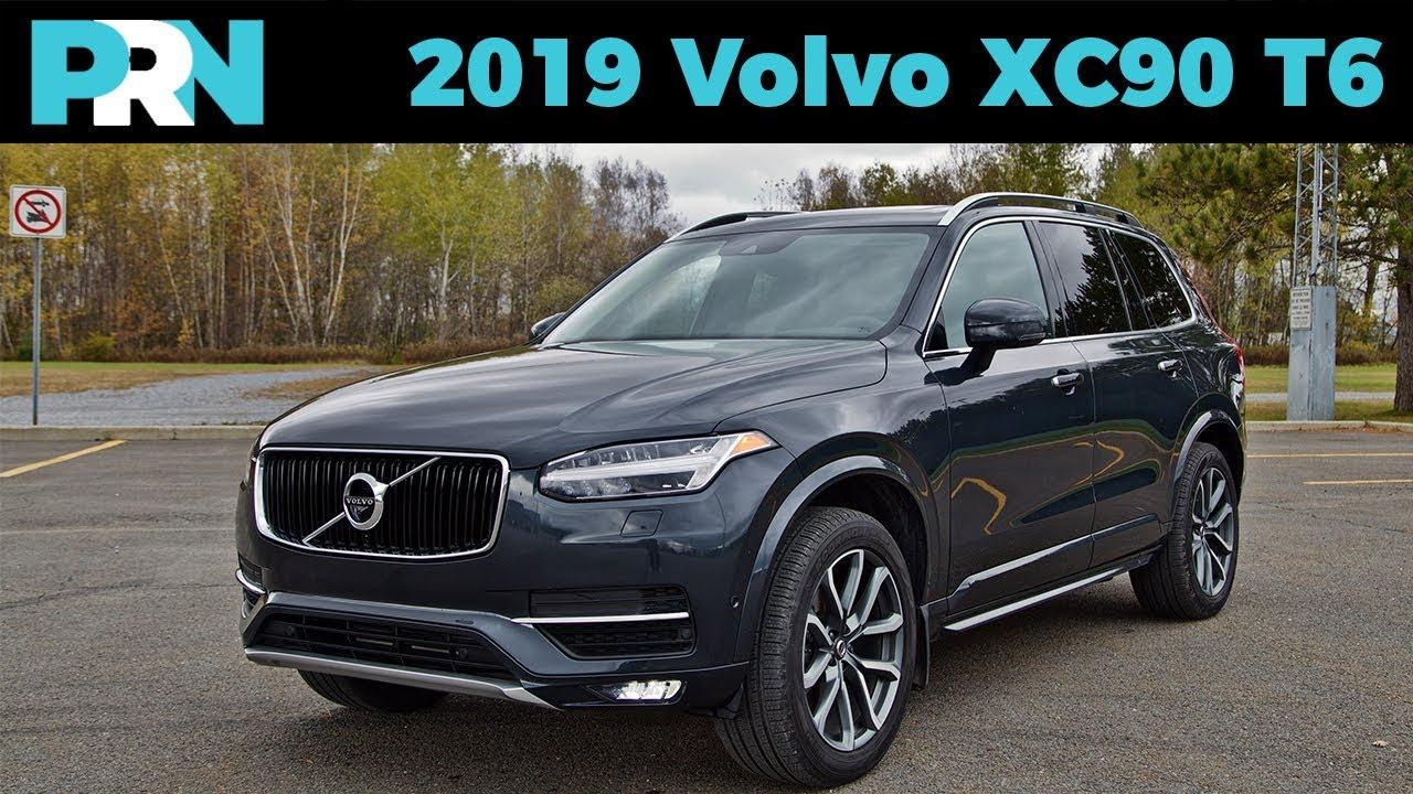 Volvo Xc90 Momentum >> 2019 Volvo Xc90 T6 Momentum Testdrive Spotlight