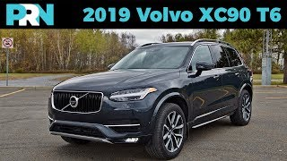 2019 Volvo XC90 T6 Momentum Full Tour & Review