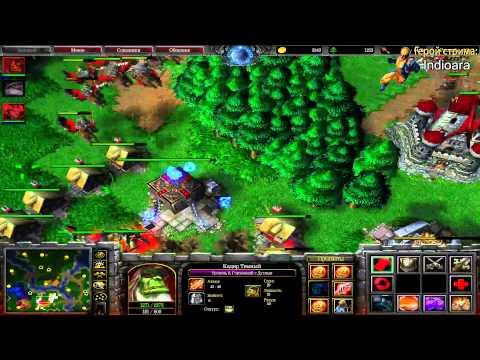 видео: warcraft 3 ffa: Игра, в которой было ВСЕ!