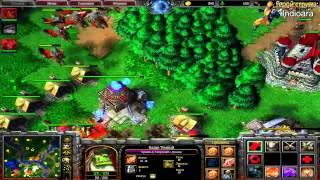 Warcraft 3 FFA Игра, в которой было ВСЕ