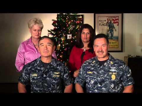 U.S. Pacific Fleet 2013 Holiday Message