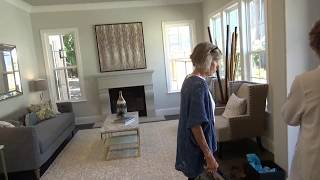 США 4918: Смотрим новый дом в Редвуд Сити - 4 спальни - $2,900,000