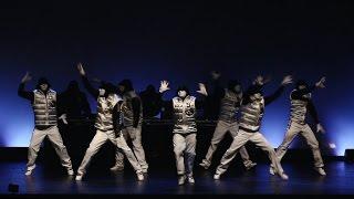 Jabbawockeez #TBT - DEVASTATING STEREO ft. Baby Wockee (Live)