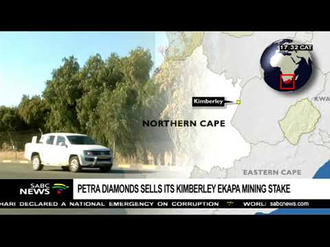 Petra Diamonds And Ekapa Mine Partnership: Neria Hlakotsa