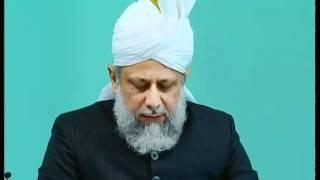 The Holy Prophet of Islam Hadhrat Muhammad (pbuh) for Ahmadis (1)-persented by khalid Qadiani.flv