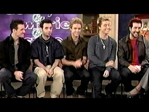 *NSYNC On The Donny & Marie Osmond Talk Show (For Entire Hour)