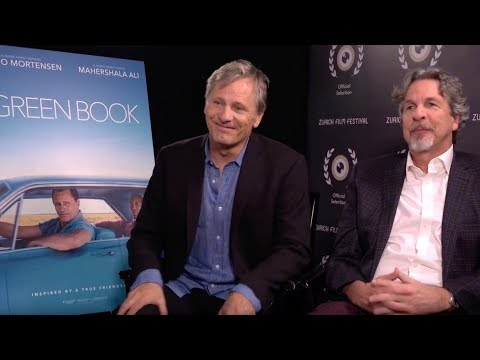 Viggo Mortensen & Peter Farrelly – GREEN BOOK
