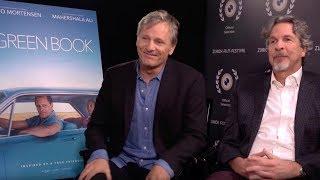 Viggo Mortensen & Peter Farrelly – GREEN BOOK