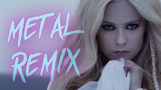 Avril Lavigne - Head Above Water (Metal Version) Video