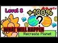 Lvl 8 Recreation Planet ?!?!?! - Evolution Galaxy - Mutant Creature Planets Game - Tapps Games #3