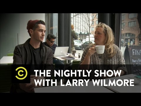The Nightly Show - #AwkwardTogether - Ricky Velez & Mike Yard ...