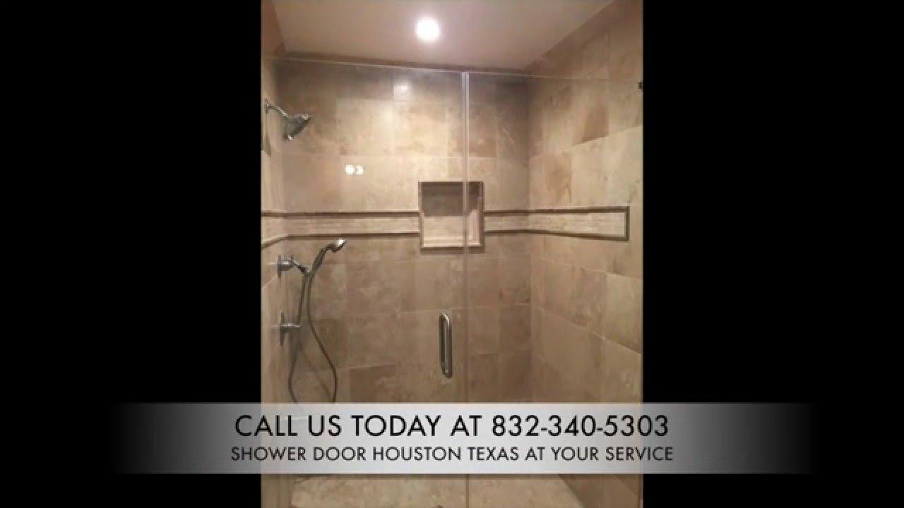 Frameless Shower Door Houston Tx Glass Doors