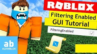 Roblox Filtering Enabled Tutorial - Spawning Parts from GUI