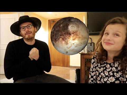 Pluto Will Always Be a Planet in My Heart (WK 308.6) | Bratayley