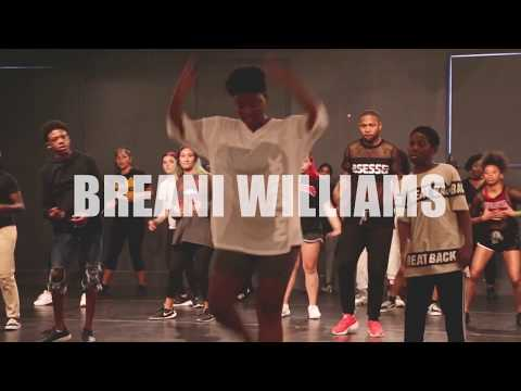 Salt Shaker- Ying Yang Twins | Breani Williams Choreography | @ibreani