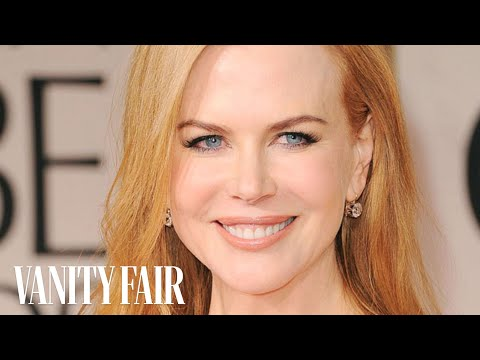 Nicole Kidman - The Secrets to Her Unique Fashion & Style on Vanity Fair Hollywood Style Star
