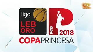 Video Cafés Candelas Breogán Campeón Copa Princesa de Asturias