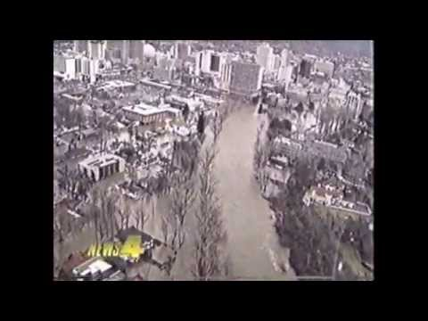 1997 New Years Flood - Reno, Nevada