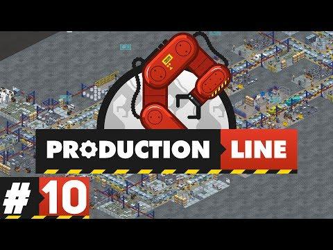 Production Line - PART #10 - Factory Strategy Management