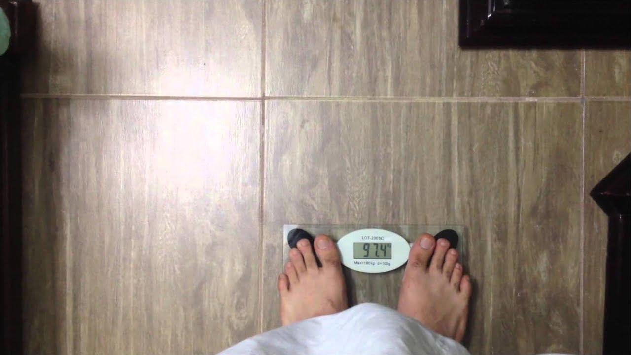 اخسر من 10 إلى 20 كيلو خلا اسبوع صدق أو لا تصدق