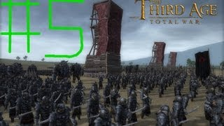 ThirdAgeTW-OrcsofGundabadCampaign Ep 5 HOLD THE LINE!
