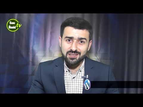 Haci Samir İmam Sadiq (ə)-ın mövludu təbriki @SonUmidTV