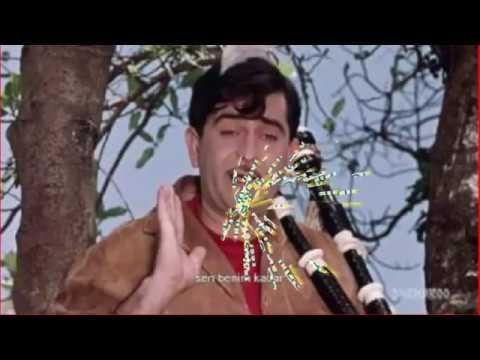 bol radha bol karaoke with lyrics