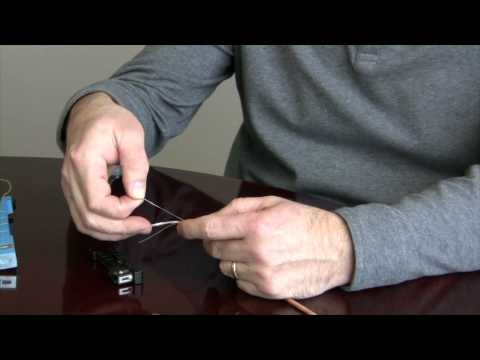 Download How to Strip a Cable Using the Rip Cord