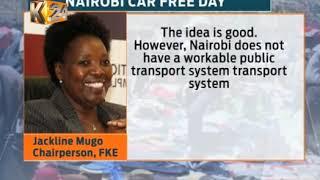 Car free Nairobi CBD, LSK, FKE fault proposal
