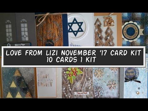 10-cards-1-kit---love-from-lizi-november-2017