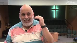 Diário de um Pastor com o Reverendo Luiz Renato Maia - I Pedro 2:1-9 - 08/03/2021