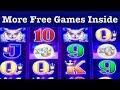 TIMBER WOLF DELUXE - Retrigger Bonus - Very Big Win - Aristocrat Slot Machine Pokie Pokies