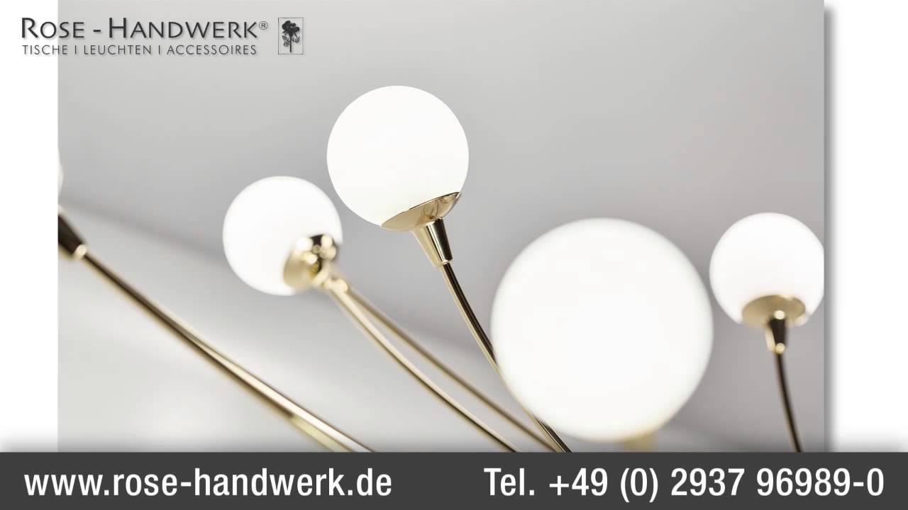 B M Leuchten Serie Elysee Bei ROSE HANDWERK Manufaktur Werksverkauf