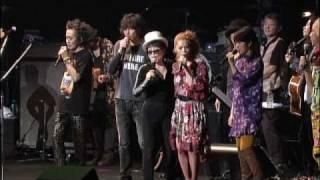 Dream Power ジョン・レノン スーパー・ライヴ 2007のフィナーレに演奏...