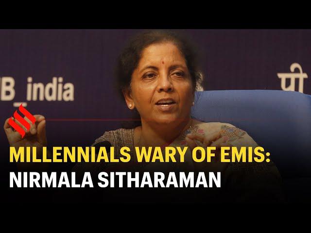 Nirmala Sitharaman Blames Youth And Uber For Crashing Automobile Industry Of India