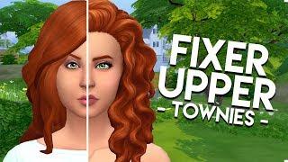Sims 4 nina caliente