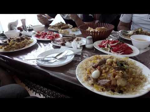 Путешествие в Ташкент 10/04/2016