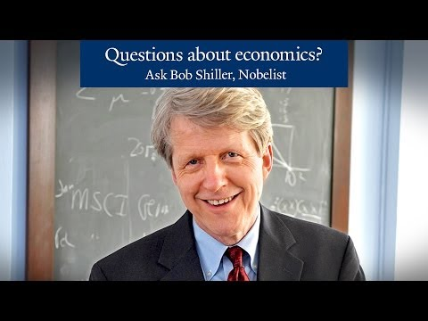 @YaleLive with Robert Shiller