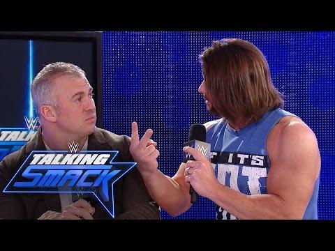 AJ Styles insists Shane McMahon send him...