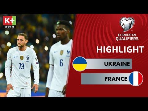 UKRAINE - PHÁP   BẢO BỐI THẦN KỲ LẬP CÔNG, GÀ TRỐNG KHÔNG THỂ GIÀNH CHIẾN THẮNG   VÒNG LOẠI WC 2022