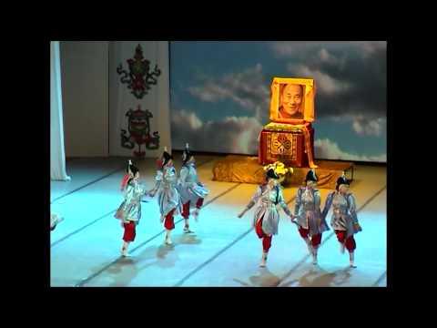 2011 Altan Bulag Алтан Булаг бурятский ансамбль Dalay lama Birthday Concert
