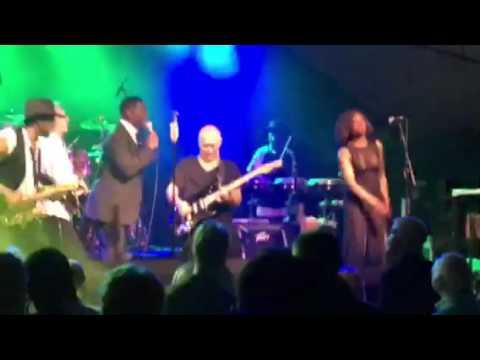 Edwin Starr band robin 2.  28.8.16